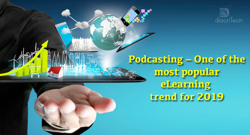 Podcasting –The popular Listen to eLearn Trend