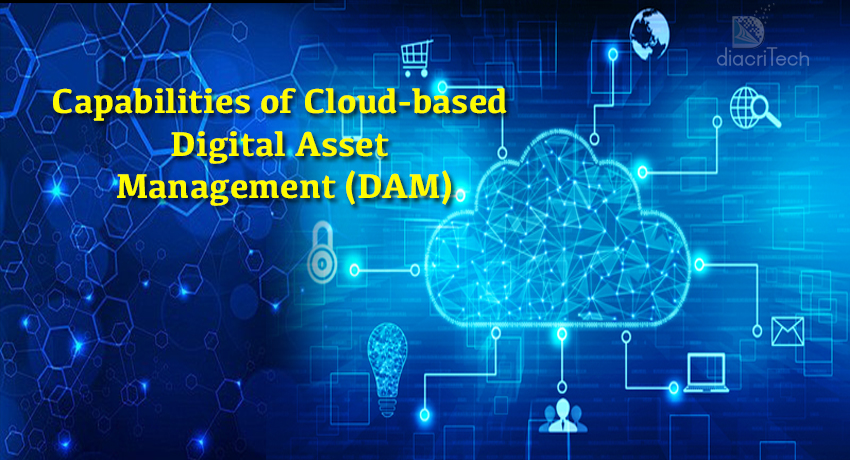 Cloud-based DAM solution for Multi-Channel Publishing
