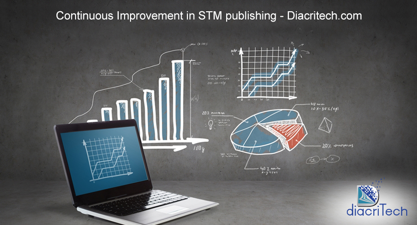 Continuous improvement in STM publishing
